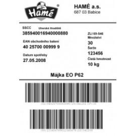 SmartLabeling - značenie etiketami štandardom UCC/EAN128