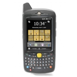 Mobilný handheld Motorola MC65