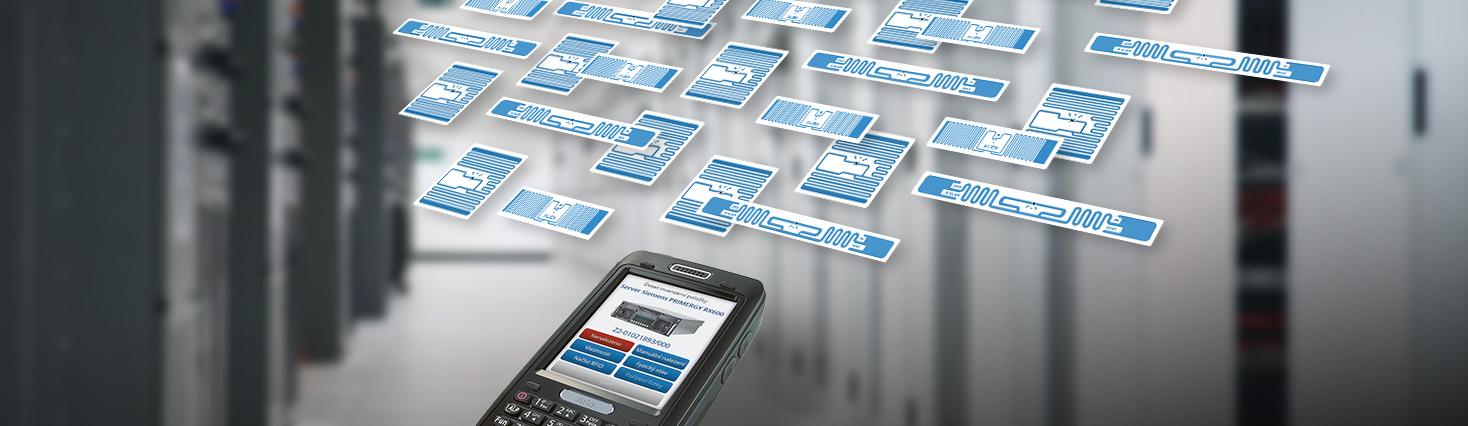 Inventarizácia pomocou RFID